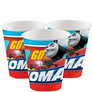 Thomas the Tank Engine Paper Party Cups