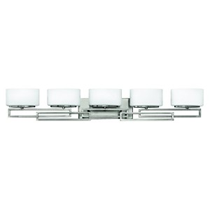 Lanza 5つライトBath Vanity 43 in. W x 6.75 in. H 5105AN 1