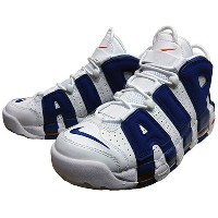 "NIKE (ナイキ) AIR MORE UPTEMPO '96 ""KNICKS"" 【921948-101】"