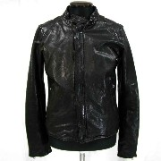 Rhyme(ライム) RH-7962 Leather Jacket【SALE】