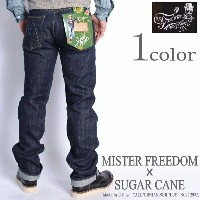 "MISTER FREEDOM×SUGAR CANE (ミスターフリーダム×シュガーケーン) ジーンズ MFSC Made in U.S.A. ""CALIFORNIAN, SURPLUS"" 13..."