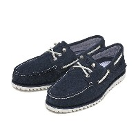 【SPERRY TOP-SIDER】 スペリー トップサイダー RAZOR FISH レイザーフィッシュ 1285105 SP14 NAVY SUEDE