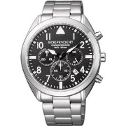 BR1-412-53 シチズン メンズ腕時計 INDEPENDENT インディペンデント Standard chronograph Timeless Line【smtb-k】【ky】...
