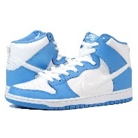 NIKE DUNK HIGH PREMIUM SB QS 【RIVAL PACK】 ナイキ ダンク ハイ プレミアム SB QS UNIVERSITY BLUE/WHITE