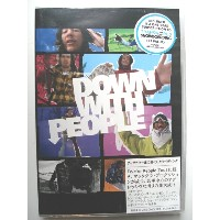DOWN WITH PEOPLE / ダウン ウィズ ピープル DVD