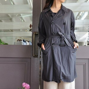 ARMEN(アーメン) / FULL SLEEVE DOUBLE BREASTED COAT