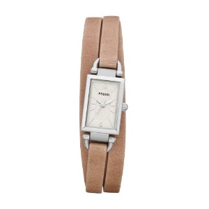 Fossil フォッシル レディース腕時計 Delaney Three Hand Leather Watch - Sand Jr1370