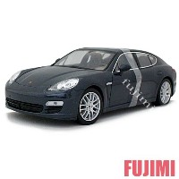Porsche Panamera S nvy 1/24 WELLY 3612円【 ダイキャストカー ポルシェ パナメーラ 紺 ミニカー 】【コンビニ受取対応商品】