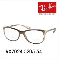 【OUTLET★SALE】レイバン メガネ RX7024 5205 54 Ray-Ban