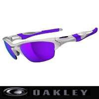オークリー HALF JACKET 2.0 サングラス (ASIAN FIT) OO9153-06Pearl/Violet Iridium【Oakley Half Jacket 】