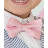 Rugged Butts ピンク リボンタイ(蝶ネクタイ)キッズベビー赤ちゃん子供 (Polished in Pink Bow Tie)★ラゲッドバッツ ...
