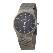 オバック メンズ 紳士用 腕時計 Obaku By Ingersoll Gents Stainless Steel Bracelet Watch V122XTLMT