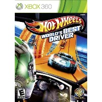 Hot Wheels: Worlds Best Driver (輸入版)
