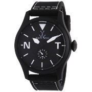 ToyWatch トイウォッチ 腕時計 TTF07BKWH Toy2fly Monochrome Black Strap Dial Watch