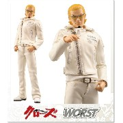 CROWS & WORST 6th MEDICOM TOY RAH 河内鉄生 (FIGURE)(COLOR:ライダースver)