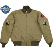 "BUZZ RICKSON'S/バズリクソンズ Jacket, Combat, Winter Type TANK PATCH POCKET 2nd Armor Division ""Fury""..."