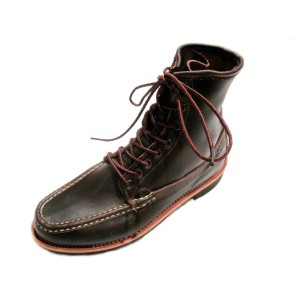RUSSELL MOCCASIN(ラッセルモカシン)/#3170-GCV DOUBLE VAMP 6inch BIRD SHOOTER/made in U.S.A./espresso
