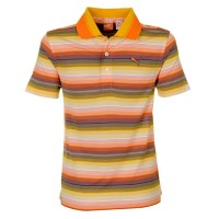 Puma Junior Roadmap Stripe Polo Shirts【ゴルフ 特価セール】