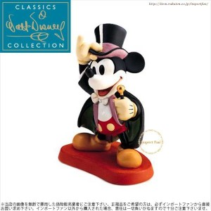 WDCC ミッキー マジシャン Magician Mickey On With The Show □