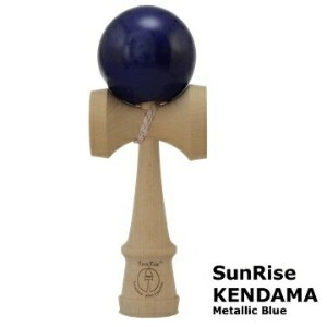 けん玉 SunRise KENDAMA(Metallic Blue)サンライズ