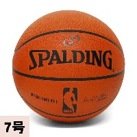 NBA OFFICIAL GAME ボール SPALDING