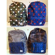 【SALE】HERSCHEL SUPPLY CO. (ハーシェル) SETTLEMENT YOUTH キッズ デイパック リュック 名入れ刺繍