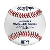 MLB Official ボール Case Rawlings