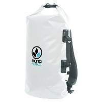 MANA SURF CO(マナ サーフ) WATER PROOF BACK PACK WHITE M37