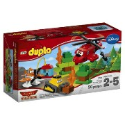 LEGO(レゴ) Duplo Planes Fire and Rescue Team デュプロ プレーンズ・ファイヤー・アンド・レスキューチーム - 10538