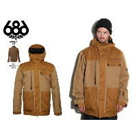 【SALE 25%OFF】686 SIX EIGHT SIX SMARTY スノーウエア ジャケット 日本正規品 L4W111A AUTHENTIC SMARTY FORM JACKET...