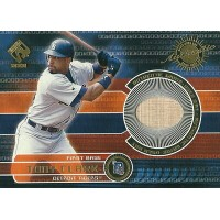 トニー・クラーク MLBカード Tony Clark 2001 Private Stock Game Gear