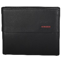 Cross Men's 100% Genuine Leather Standard Credit Card Wallet
