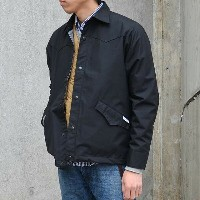 Rocky Mountain Featherbed(ロッキーマウンテンフェザーベッド)/ WIND SHIRT -BLACK-
