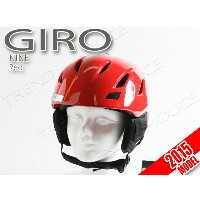 2015 ジロー NINE Red/L(59-62.5cm) 7051997 GIRO