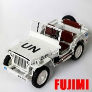 1/4 TON ARMY TRUCK WWII white 1/18 WELLY 8241円 【ミニカー 軍用車 アメリカ軍 白 アメ車 4駆 オフロード 】【コンビニ受取対応商品】