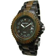 テンス 時計 メンズ 腕時計 木製 Tense Wood G4100DG Men's Dark/Green Sandalwood Watch