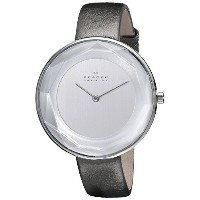 スカーゲン 腕時計 レディース 時計 Skagen Women's SKW2274 Gitte Analog Display Analog Quartz Grey Watch