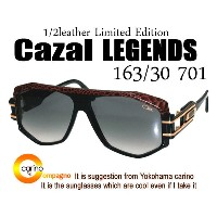 CAZAL163/3 701 LEGENDS 1/2leather Limited Editionカザール レジェンズ 750本限定品