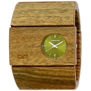 ベスタル 時計 レディース 腕時計 Vestal Women's RSW006 Rosewood Sandalwood Bangle Watch