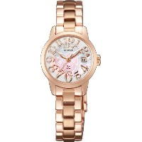 オリエント 時計 レディース 腕時計 ORIENT io sweet & spicy II HEARTFUL POWER WI0091SZ Ladies