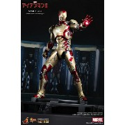 Iron Man アイアンマン3 Mark XLII マーク42 Limited Edition Sixth Scale Figure - MMS Diecast Series (Hot Toys)...