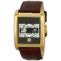 オリエント 時計 メンズ 腕時計 Orient Men's FERAP003C Masquerade Rotating Dial Watch