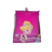 Disneyシンデレラ幼児用ブランケットとリュックサックのセット/Princess Cinderella Toddler Blanket with Plush Backpack