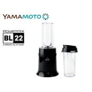 【nightsale】 山本電気 MICHIBA KITCHEN PRODUCT ミキサー・ブレンダー (Jet Black) MB-BL22-B
