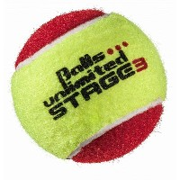TOPSPIN(トップスピン)【Balls Unlimited Stage 3 60-Balls Bag TOBUST360ER】テニスボール
