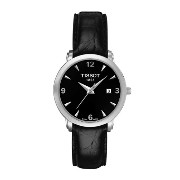 ティソ 腕時計 レディース 時計 Tissot T0572101605700 Watches, Ladies Tissot Everytime Black Dial Watches