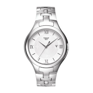 ティソ 腕時計 レディース 時計 Tissot Women's T12 T082.210.11.038.00 Silver Stainless-Steel Swiss Quartz Watch...