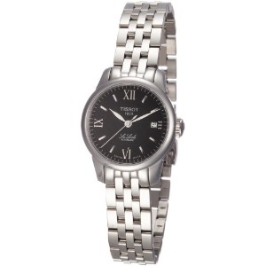 ティソ 腕時計 レディース 時計 Tissot Women's T41118353 Le Locle Stainless Steel Bracelet Watch