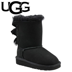 UGG アグ ベビー キッズ ベイリーボウ ムートンブーツ TODDLER BAILEY BOW 3280T シープスキン [S10] [返品不可]