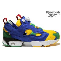 「Clearance Sale!」 (Lady's Size)REEBOK INSTA PUMP FURY OG「2014 BRAZIL WORLD CUP」 M44765RETRO YELLOW...